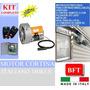 Motor Porton Corredizo Motor Cortina Enrollable 170 Kls Kit