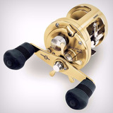 Reel Shimano Calcutta Ct 400 D Made In Japon