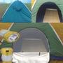 Barraca Camping Iglu 6 Pessoas Acampar Gigante 250x220x150cm