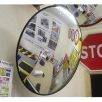 Espelho Convexo 60 Espiao Para Segurança Portaria E Garagem