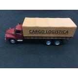 Caminhão Serie Brasileiros Cargo Logistica.