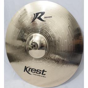 Prato Power Crash Ataque 18 Serie R Krest Cymbals Bronze B8