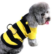 Disfraz Para Perro Genéricos De Lana Preciosas Bumble Bee A