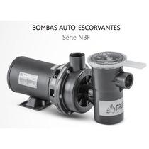 Motobomba Para Piscina Com Pré-filtro Nbf2 1/2cv Nautilus
