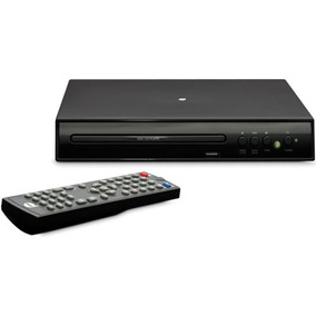 Dvd Player Dazz - Usb - Preto - De Vitrine