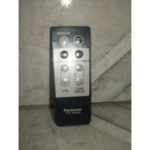 Controle Panasonic Cd Player Modelo Antigo