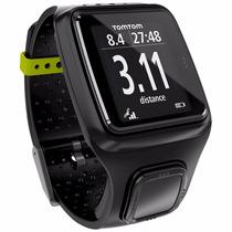 Relógio C/ Gps Tomtom Runner - Corrida, Calorias, Pace Km