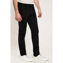 Jeans Slim Fit Color Negro