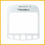 Lente Blackberry 9220 9320 Acrilico Carcasa Blanco Original