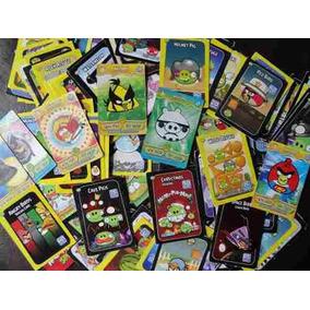 Cartas De Angry Birds Por 12 Sobres (art 291-9)