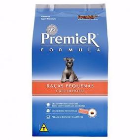 Ração Premier Cães Filhotes Raças Pequenas Mini Bits 20 Kg