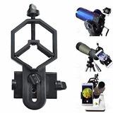 Adaptador Para Microscópio Compatível Com Todos Smartphones