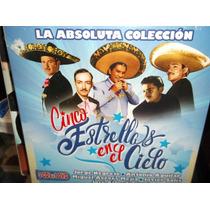 Jose Alfredo Antonio Aguilar Javier Solis J.negrete 3cd+dvd