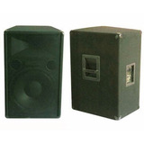 Bafle 15 200 Watts C/tweeter - Cajon Alfombrado. Reja Metal