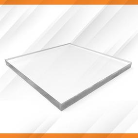 Chapa Placa Policarbonato Cristal 200 Cm X 100 Cm X 6mm