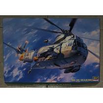 Maqueta Para Armar Helicoptero Sh-3h Seaking Hasegawa 1/48