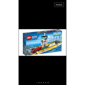 Lego City Ferry. 60119. 301 Pecas