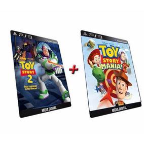 Toy Story 2 E Mania Game Ps3 Midia Digital Psn Loja Oficial