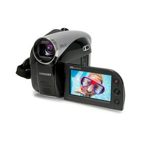Filmadora Digital Zoom Óptico 34x Samsung D381 Recertificado