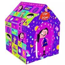Barraca Show Da Luna Casinha P/ Criança Toca Infantil Cabana