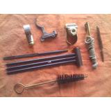 Mauser Disparador +2 Tapa Caño Originales +baqueta Todo.