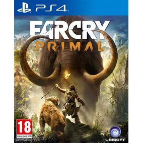 Far Cry Primal Ps4 | Oferta! | Juga Desde Tu Usuario