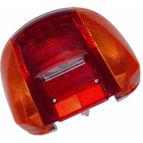 Lanterna Traseira Honda Pop 100 Ate 2012 - Paramotos