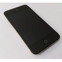 Ipod Touch Apple 8gb Preto 4 Geração - Leia - Não É Celular