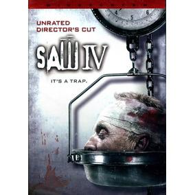 Dvd Juego Del Miedo 4 ( Saw 4 ) 2007 - Darren Lynn Bousman