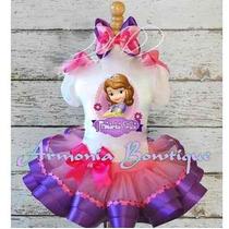 Conjuntos Franelas Disfraz Rapunzel Frozen Minnie Fresita