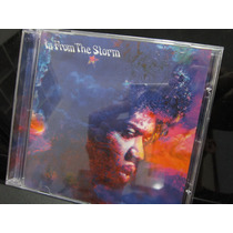 Santana, Sting, Brian May, Etc, Cd In From The Storm, 1995