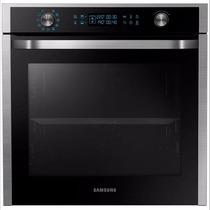 Horno Electrico Samsung V75j5540rs Negro 75 Litros Dual Cook