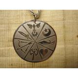 Medalha 7 Sete Linhas Da Umbanda Orixás