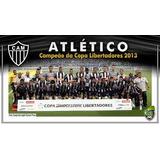 Atlético Mg - Libertadores Completa 15 Dvd´s - Frete Grátis