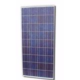 Kit Placa Painel Solar 100w + Controlador De Carga Solar 20a