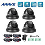 Sannce 8 Channel Hdmi Dvr 8pcs Outdoor Home Ir Video Cctv