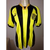 Camisa Guarani Paraguai #12 Usada Em Jogo Anos 90 Puma