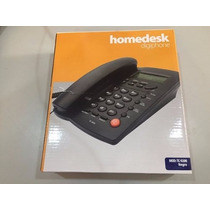 Telefono Alambrico Homedesk Tc-9200