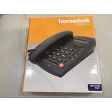 Telefono Alambrico Homedesk Tc-9200