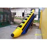 Banana Inflable Acuatica Para Playa, Super Reforzada!!