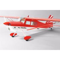 Aeromodelo Decathlon 46-55 Treinador Arf Glow Ou Eletrico