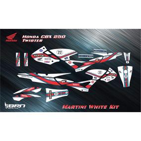Kit De Calcos Honda Cbx 250 Twister Kit De Ploteo