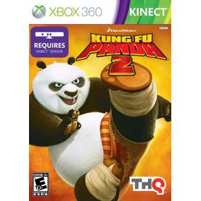 Kung Fu Panda 2 - Kinect - Xbox 360 - Usado - Madgames