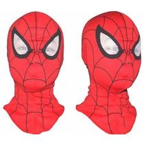 Máscara Homem-aranha Cosplay Peter Parker Touca