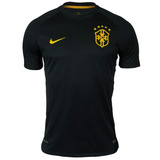 Camisa Brasil Nike Copa Do Mundo 2014 Modelo Jogador