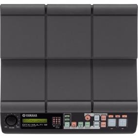 Yamaha Dtx-multi12 Equipo Electrónico De Percusión Multi-pad