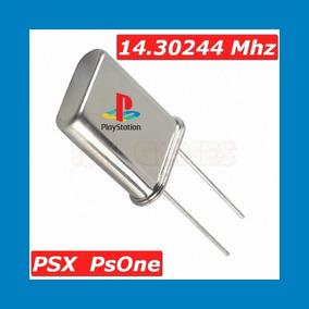 Cristal 14.30244 Mhz Xtal Psx Ps One Para Reparo De Imagem