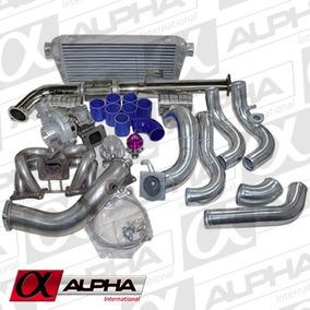 Turbo Kit Nissan 240sx 89-90 Ka24e T3/t4 Rev9 Power
