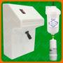 Planta Ozono Sani Salud - Fija Blanca+ Filtro Agua+ Obsequio