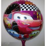 Cars Globos Metalizados Cotillon Cumpleaños Souvenirs